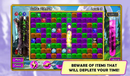 Cube Crash 2 Deluxe Free  screenshots 3