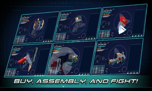epic robo fight screenshot 2