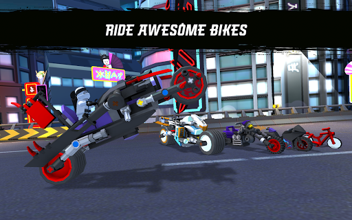 LEGOu00ae NINJAGOu00ae: Ride Ninja 20.5.430 Screenshots 17