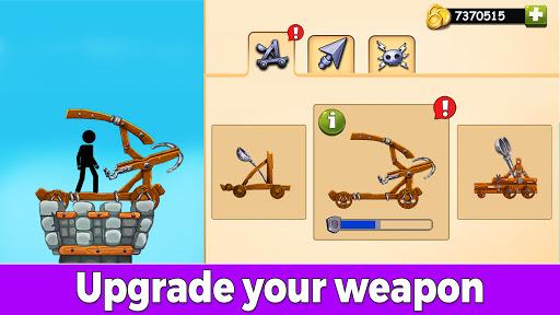 The Catapult 2: Grow Castleu30fbTower Defenseu30fbStickman  screenshots 15