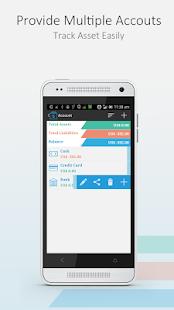 AndroMoney Pro Screenshot