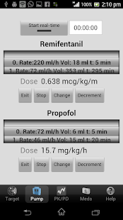 iTIVA pro Anesthesia