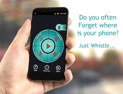 Whistle Android Finder Free For Windows 7/8/10 Pc And Mac | Download & Setup 1