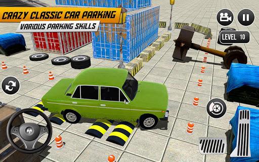 Prado Car Parking Game: Extreme Tracks Driving 3D  screenshots 4