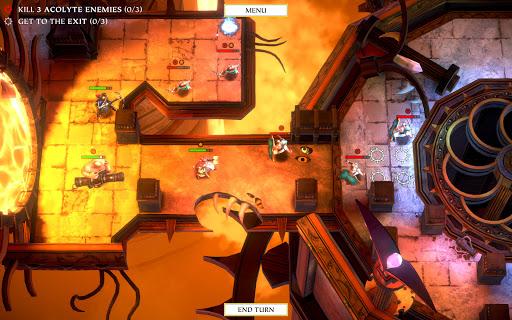 Warhammer Quest: Silver Tower 1.2003 screenshots 15