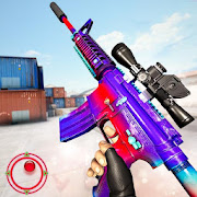 Police Counter Terrorist Shooting - FPS Strike War