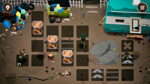 Road Raid: Puzzle Survival Zombie Adventure 1.0.1 screenshots 4