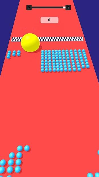 Captura de Pantalla 6 de Grande Bola Bache 3D para android