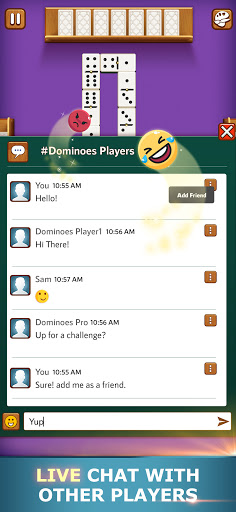 Dominoes Pro | Play Offline or Online With Friends 8.15 screenshots 2