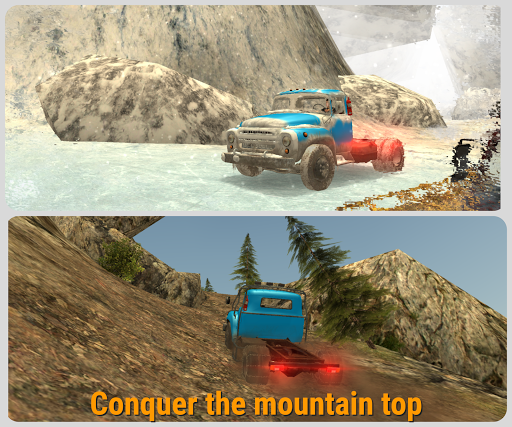 Russian Car Driver ZIL 130  Screenshots 22