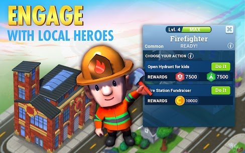 Merge City – Building Simulation Game 1.0.2366 5