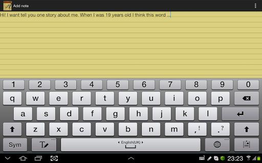 Notepad 2.4 Screenshots 10