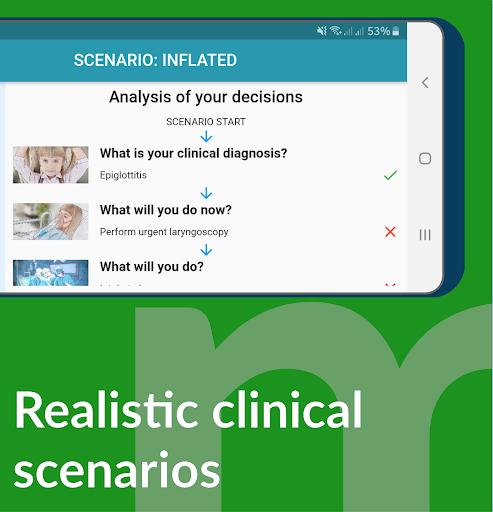 Clinical Sense - Improve Your Clinical Skills 3.1.2 Screenshots 4