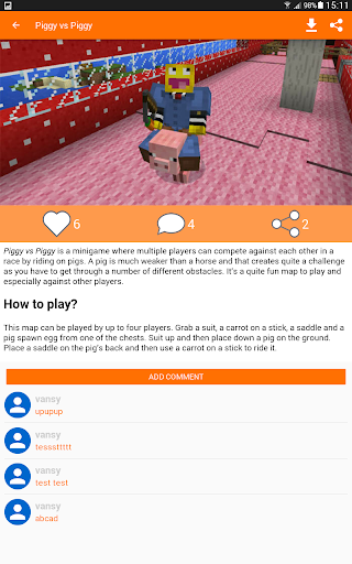 Maps for Minecraft PE screenshots 2