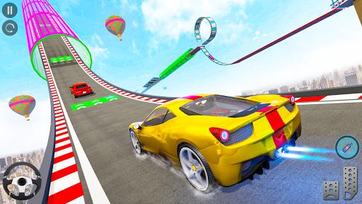 Classic Car Stunt Games u2013 GT Racing Car Stunts  Screenshots 13