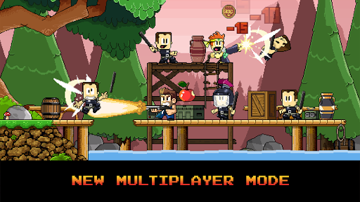 Dan the Man: Action Platformer screenshots 1