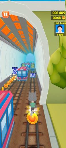Subway Train Tracking Surf Run 1.0.4 screenshots 5