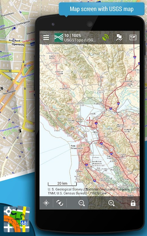 Locus Map Pro - Outdoor GPS navigation and maps  poster 0