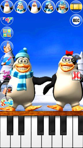 Talking Pengu & Penga Penguin - Virtual Pet 9 screenshots 8