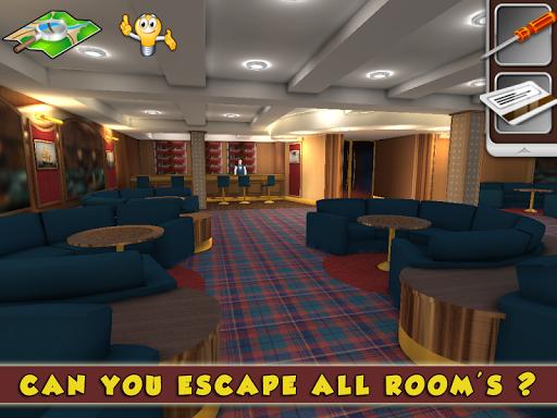 Can you escape 3D: Cruise Ship 1.7 screenshots 10