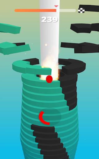 Helix Stack Blast 3D u2013 Smash Jump Ball Tower Fall 1.0.5 screenshots 16