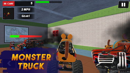 Monster Truck Demolition - Derby Destruction 2021 1.0.1 screenshots 5