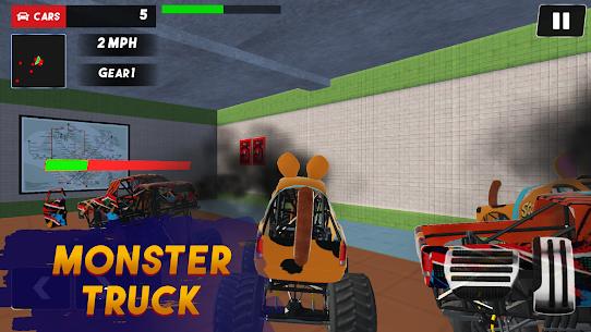 Monster Truck Demolition – Derby Destruction 2021 5