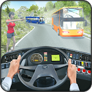 Modern Bus Simulator 3D - New Bus Parking Games