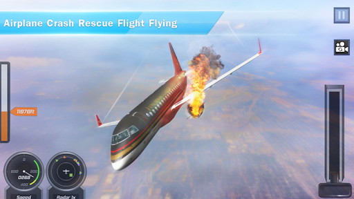 Airplane Games 2021: Aircraft Flying 3d Simulator 2.1.1 screenshots 20
