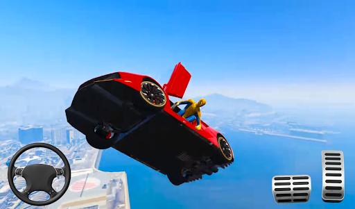 Superhero Car Stunts - Racing Car Games 1.0.21 screenshots 1
