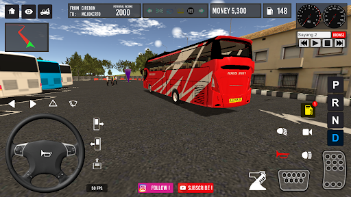 IDBS Bus Simulator 7.1 screenshots 7