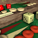 Backgammon V+, solo and multiplayer backgammon