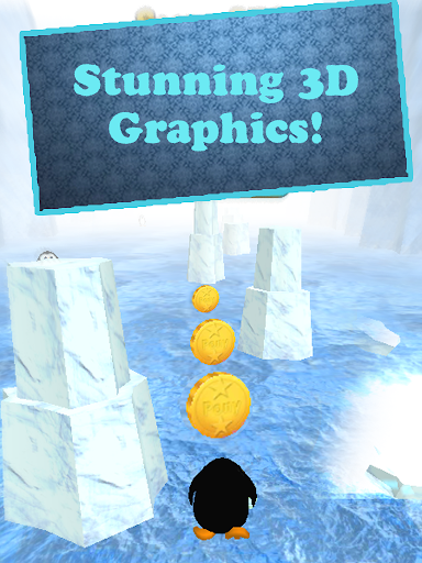 Penguin Run 3D modavailable screenshots 9