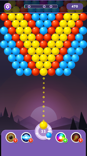 Bubble Shooter Rainbow - Shoot & Pop Puzzle 2.12 screenshots 2