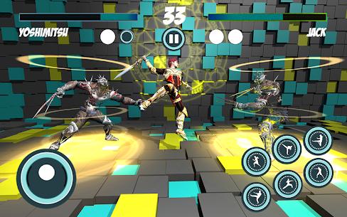 Ultimate Ninja Assassin Fighting-Shadow Fighter 3D Hack & Cheats Online 4