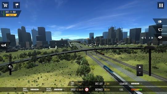 Train Simulator PRO 2018 Mod Apk 1.5 (Unlimited Money) 10