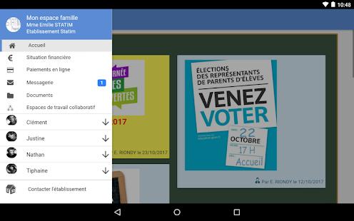 Mon EcoleDirecte 3.0.1 Screenshots 16