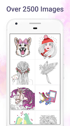 Chamy - Color by Number 3.2.1 screenshots 2