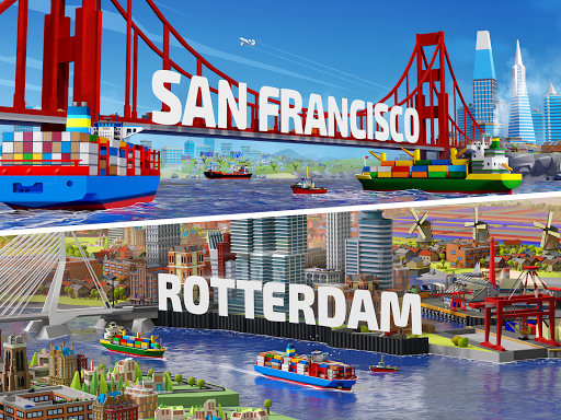 Port City: Ship Tycoon 1.0.0 screenshots 4