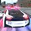 American i8 Police Car Game 3D