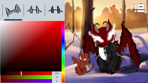 Avatar Maker: Dragons apktram screenshots 24