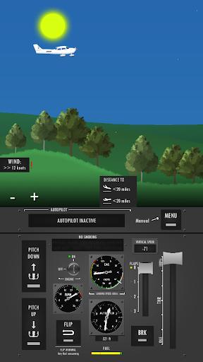 Flight Simulator 2d - realistic sandbox simulation  screenshots 18