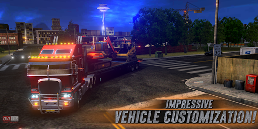 Truck Simulator USA - Evolution  screenshots 20