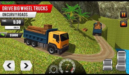 Offroad Truck Driving Simulator: Free Truck Games Apkfinish screenshots 9