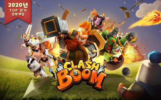 ud074ub798uc2dc ubd90(Clash Boom) screenshots 8