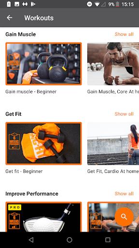 Basic-Fit Online 9.0.4 Screenshots 3
