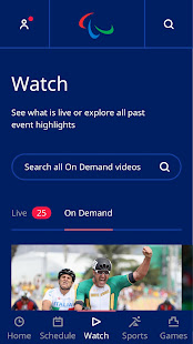 Image For Paralympics LIVE Versi 1.1.2 1