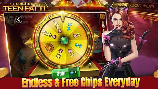 Teen Patti Comfun-Indian 3 Patti Card Game Online 7.4.20210728 Screenshots 4