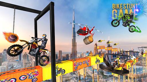 Bike Stunt Trick Master- Bike Racing Game 2021 screenshots 2
