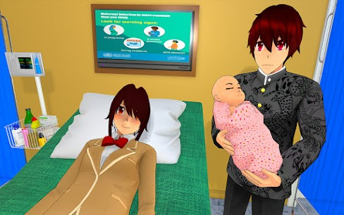 Anime Family Simulator Mod Apk (Unlimited Gold/Coin) 8